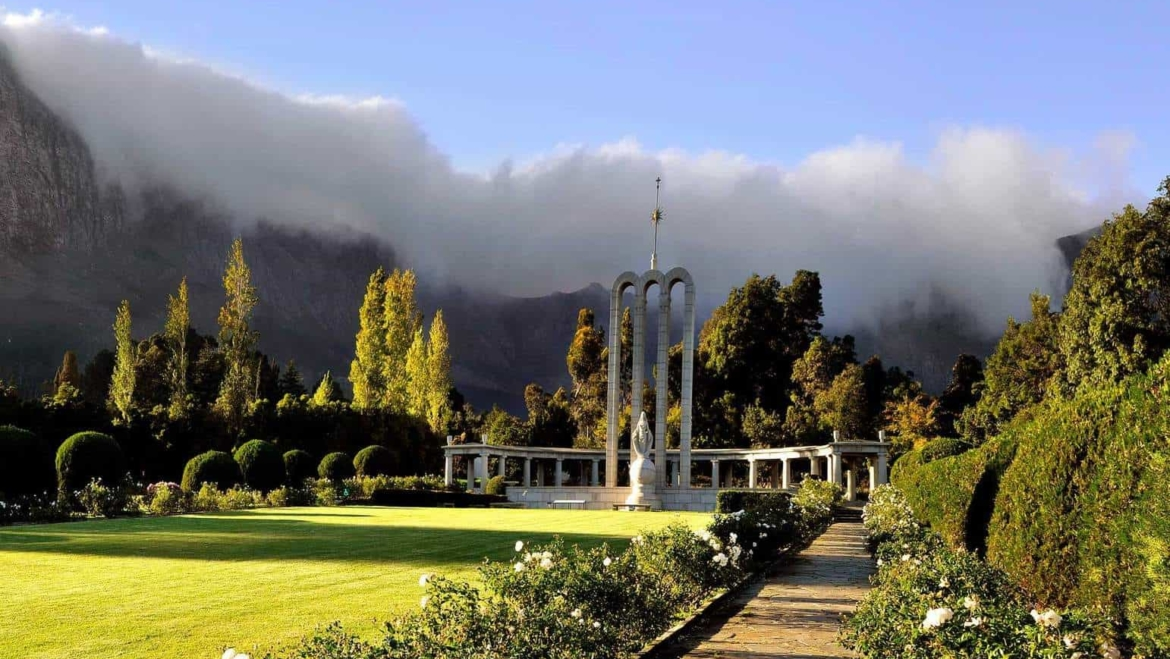 Planning a wedding in Franschhoek