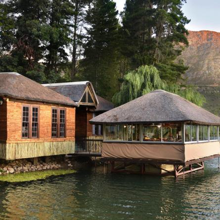 Chamonix Lake