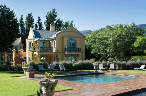 Conference Venues in Franschhoek
