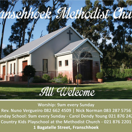 Franschhoek Methodist Church