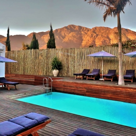 theLAB Franschhoek Guest House